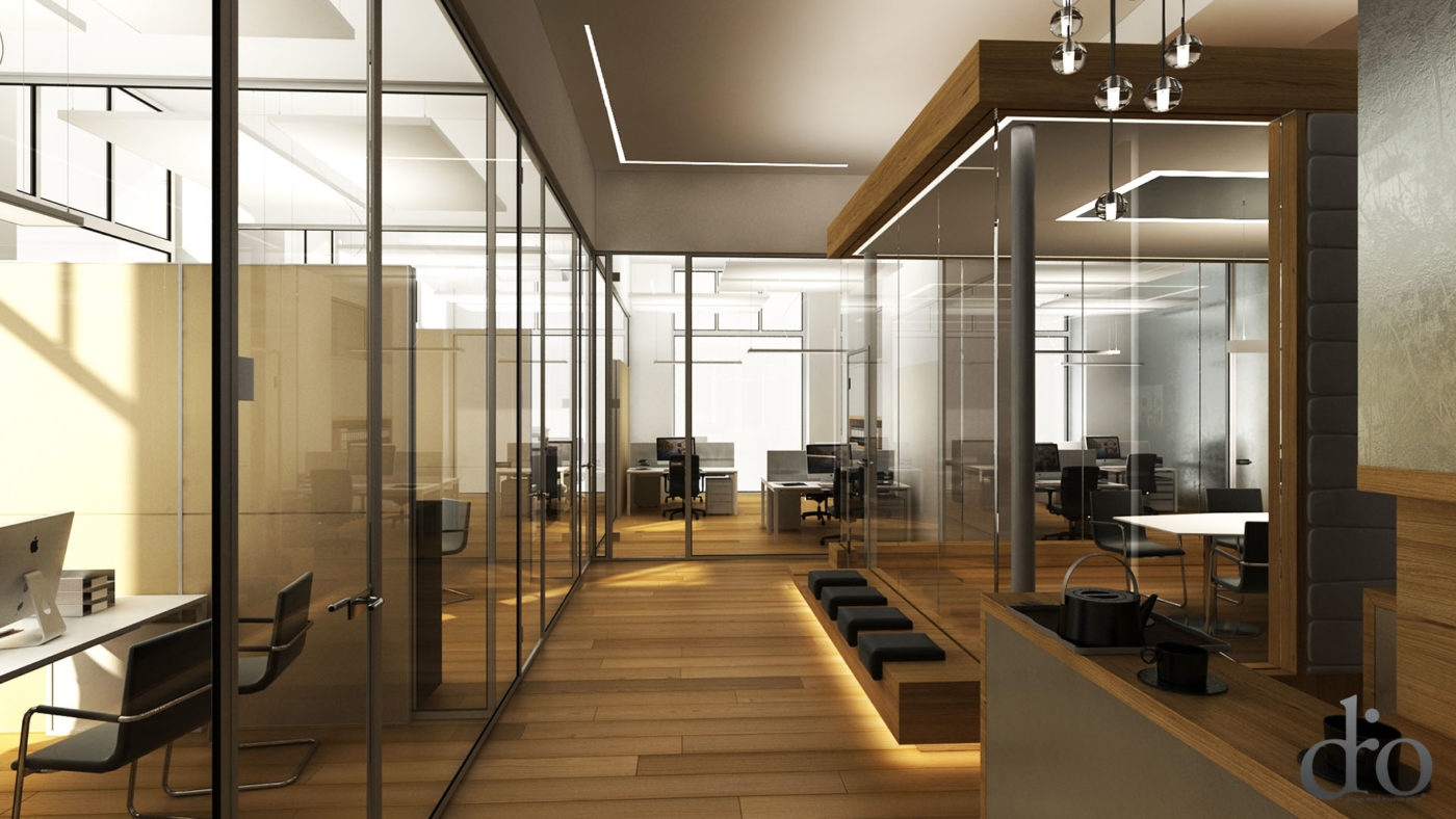 Showroom 3d visualization in perfect with us - Innenarchitekt ladenbau ...